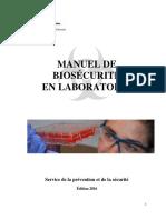 Manuel Biosécurité UQAM V2013doc