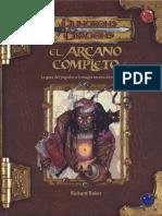 1 - El Arcano Completo