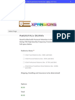 Radionics Boxes | Expansions