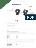 Colliers Bas Sportsmatch LTO30C - Colliers, Rails, Montages - Optiques - Le Tir de Loisir