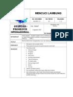 12. MENCUCI LAMBUNG
