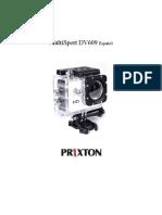 Prixton DV609 Manual Esp