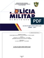 Almanaque Dos Oficiais Completo Abr2017 20.06.17