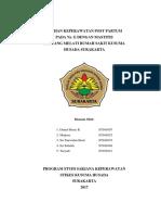 ASUHAN KEPERAWATAN POST PARTUM Mastitis nY.E.pdf
