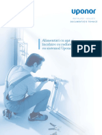 Catalog Tehnic - Sistem Uponor Multistrat