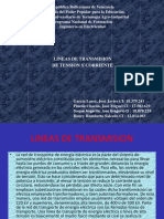 Sistema de Transmision de Energia