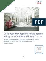CVD - 2400 VMware Horizon 7 Users