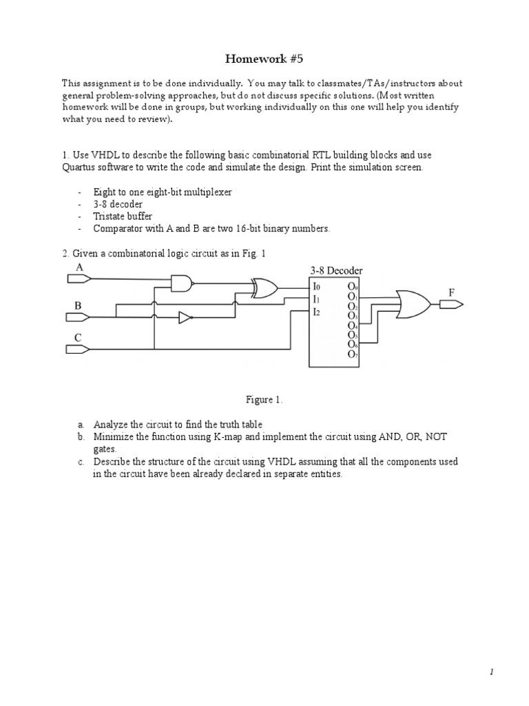 Hw5 2017 Cttt General Block Diagram Of Multiplexer