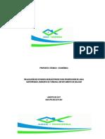 Propuesta para Realización de estudios geoelectricos en turbana, bolivar  - AGUA + INGENIERIA