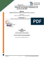 Anexo 17 Practica 3 Instalar y Configurar en Maquina Virtual Sistema Operativo Comercial (Autoguardado)