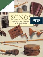 Sonos, Strumenti Della Musica Popolare Sarda