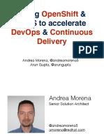Devops Continuous Delivery