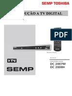 Apostila Semp Toshiba Introdução a Tv Digital DC2007M DC2008M