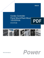 Prezentare Controler CXC - Cordex