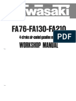 Manual Kawasaki FA 76-130-210