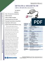 l010672 - 485usbtb Spec Sheet