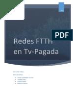 Redes FTTH en Tv Pagada