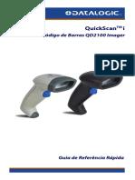 Guia Rapido Leitor Codigo Barras Elgin Imager Quickscan Qd 2100 Sweprata Automacao Comercial