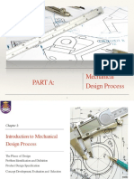 MEC531 Ch 1 Introduction to Mechanical Design Process