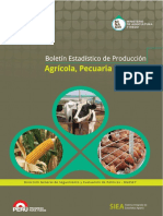 Boletin Produccion Comercializacion Avicola Abril2016
