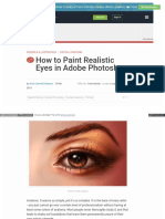 Design Tutsplus Com Tutorials How to Paint Realistic Eyes In Photoshop