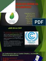 Conferencias Sobre El Cambio Climático-1