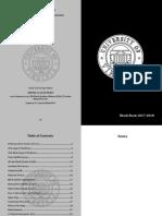 2017-2018 uva black book