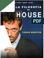 La Filosofia de House