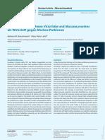 L-Dopa Aus Den Bohnen Vicia Faba Und Mucuna Pruriens Als Wirkstoff Gegen Morbus Parkinson