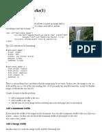 CSS Tips & Tricks (1)