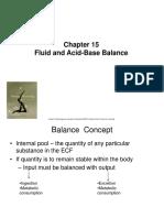 Fluid, Electrolyte, And Acid Balance Sherwood