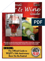 River Cities Reader 2009 Regional Beer & Wine Guide