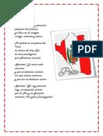 Poesia Yo Soy Peruano