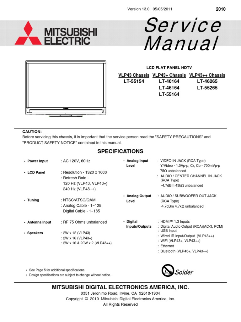 mitsubishi v43 service manual open source user manual u2022 rh userguidetool today V43 Motoruzeme Mitsubishi Service Tool