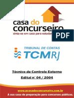 Apostila Tcm Rj 2015 Tecnicodecontroleexterno