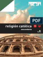 174387 - Proyecto Agora - Secundaria - Religion Catolica