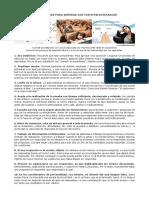 Diez Consejos Para Superar Los Tests Psicotécnicos