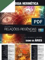 Astrologia Relacoes e Regencias
