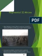 Regimentul 32 Mircea