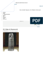 Código Hamurabbi-Historia Universal
