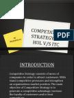 Hul vs Itc Strategy Ppt