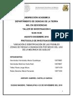 Calculo de La Huella Ecologica