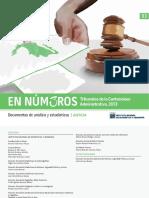 Tribunales de Lo Contencioso Administrativo en Numeros 2017