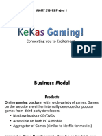 KeKas Gaming- MGMT 510-93