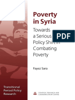 Poverty in Syria en-2011