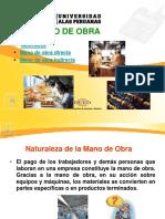 SEMANA 2.2 CONTROL DE MANO DE OBRA DIRECTA.ppt