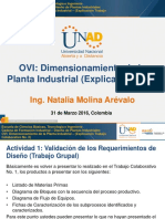 OVI Dimensionamiento Planta Industrial