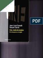 342650455 Cine Modo de Empleo Jean Louis Comolli Vincent Sorrel