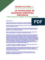 N27 Tecnologia Biogafas Auditivas