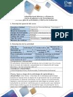 Guia de Actividades y Rúbrica de Evaluación - Ciclo Tarea 2 - Analizar La Relacion de Las Comunidades en Los Ecosistemas (1)
